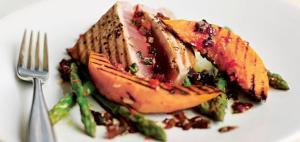 grilled-tuna_sweet potato