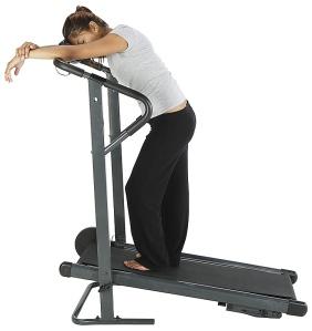 grumpy treadmill